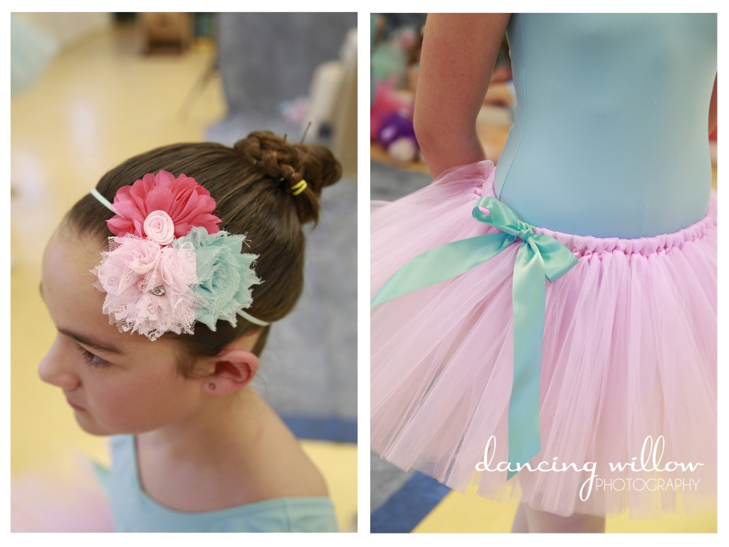 Tea Party (tutu and headband)